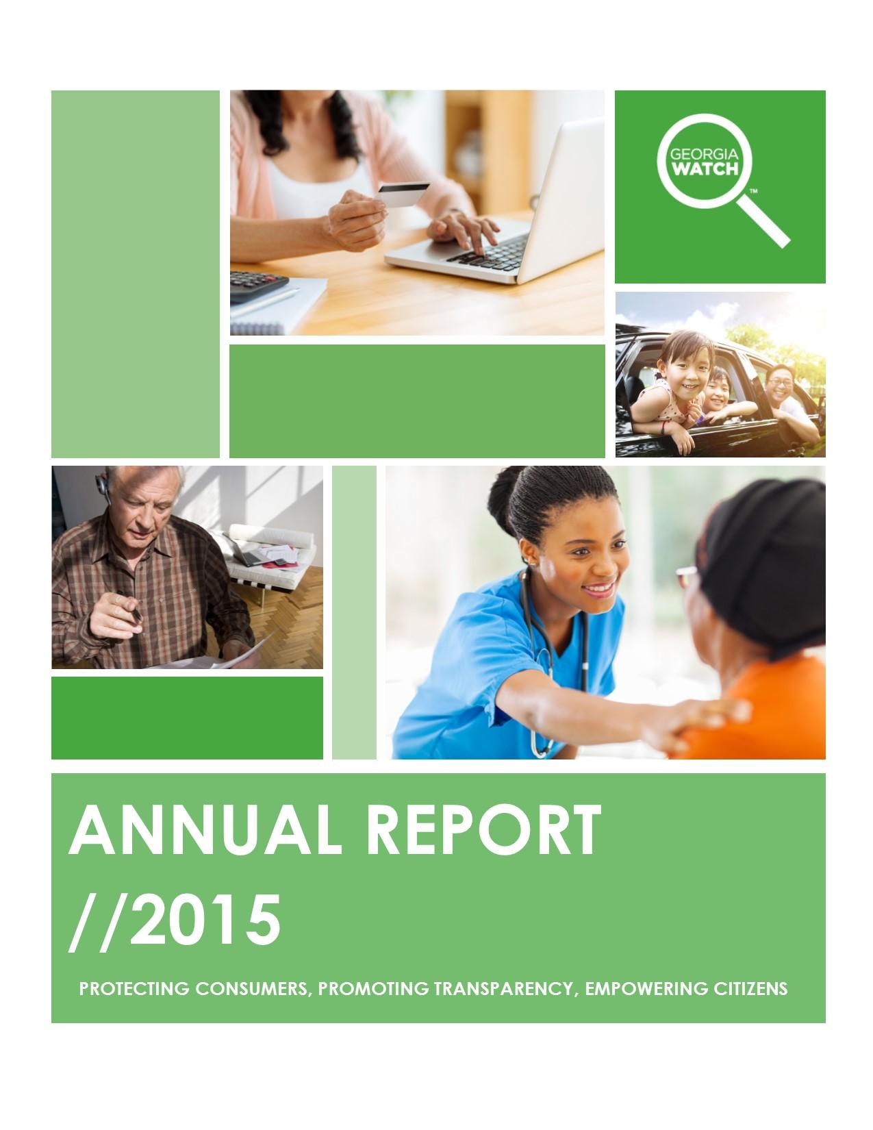 Content uploads annual report