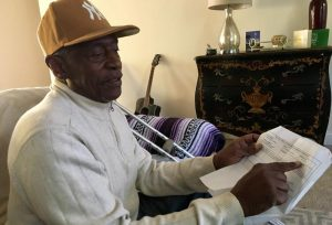 Ron Laster got a title loan to help with bills after an injury. He and his wife knew there would be interest. They didn't know it was going to be 300 percent. Photo courtesy of WABE.
