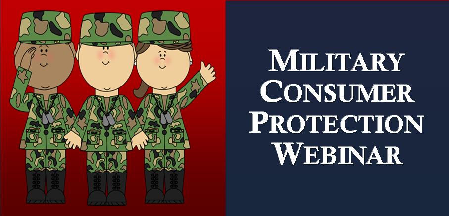 Military Consumer Webinar wp banner