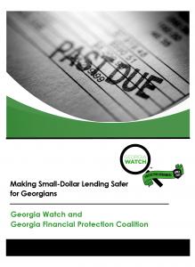 Making Small-Dollar Lending Safer for Georgians v2